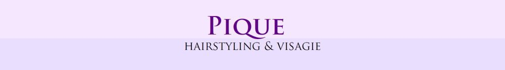 Pique Hairstyling