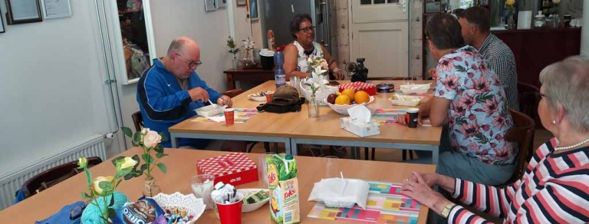 Dagbesteding Rotterdam - Schiebroek(